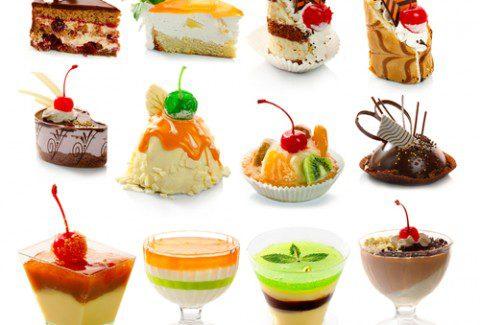 ג'וי הפקות - דוכן עוגות