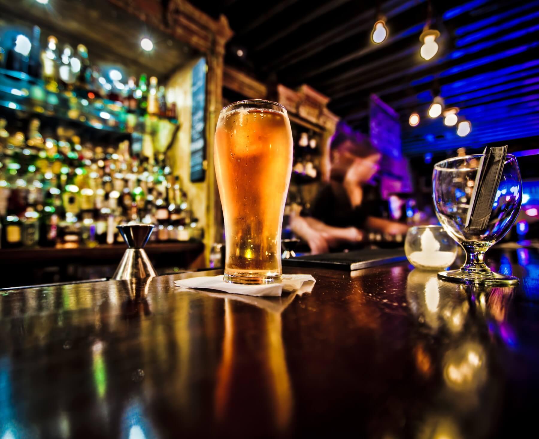 ג'וי הפקות - בר אלכוהול